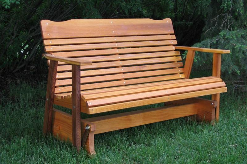 Kilmer Creek Cedar Outdoor Furniture, Amish Crafted