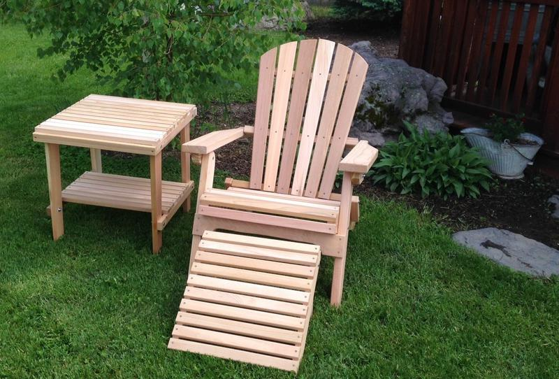 Kilmer Creek Cedar Outdoor Furniture Amish crafted